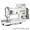 Швейная двуигольная машина Siruba Т828-45-064М/C #1622274