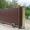 Вьездные ворота (распашные,  откатные,  гаражные) #1635955