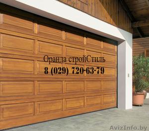 Гаражные секционные ворота Hörmann в Бресте - Изображение #1, Объявление #1279491