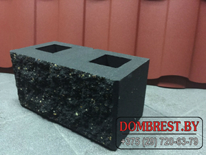 Демлер в Бресте, блоки для забора рваный камень  - Изображение #3, Объявление #1279375
