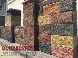 Блоки демлер рваный камень в Бресте - Изображение #1, Объявление #1388217