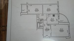 срочно продам 3 комнатную квартиру - Изображение #9, Объявление #1707132