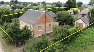 Продам дом в г.п. Антополь, от Бреста 77км. от Минска 270 км. - Изображение #1, Объявление #1711982