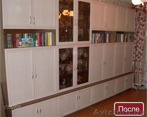 Реставрация корпусной мебели фото - 1553fm.ru.