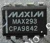 Микросхема MAX293CPAH
