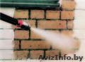 Установка для прочистки систем канализации,  гидропескоструйная установка