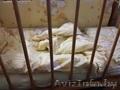 Матрас детский в кроватку
