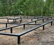 Свайно-винтовой Фундамент под ключ в Белоозерске