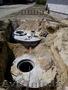 Монтаж внутренней и наружной канализации